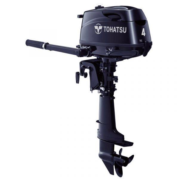 Tohatsu 4 HP MFS4DDL Outboard Motor