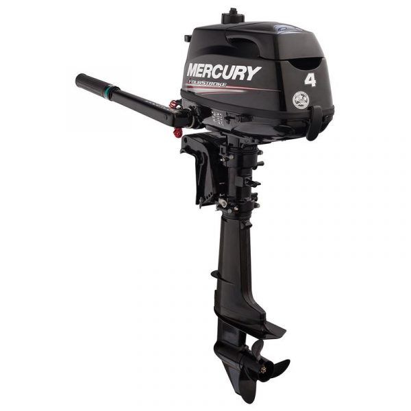 Mercury 4 HP MH Outboard Motor