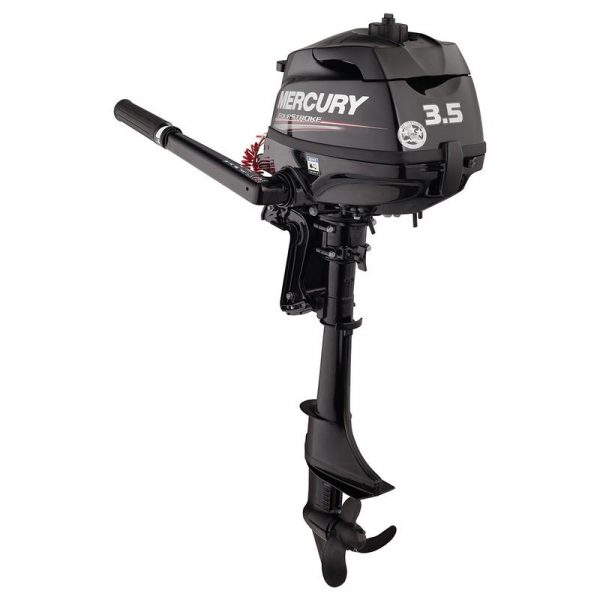 Mercury 3.5 HP MLH Outboard Motor