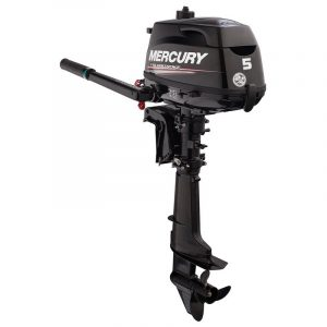 Mercury 5 HP MXLH Outboard Motor