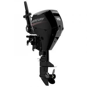 Mercury 15 HP EFI ELH Outboard Motor