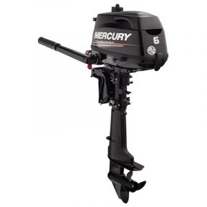 Mercury 6 HP MH Outboard Motor