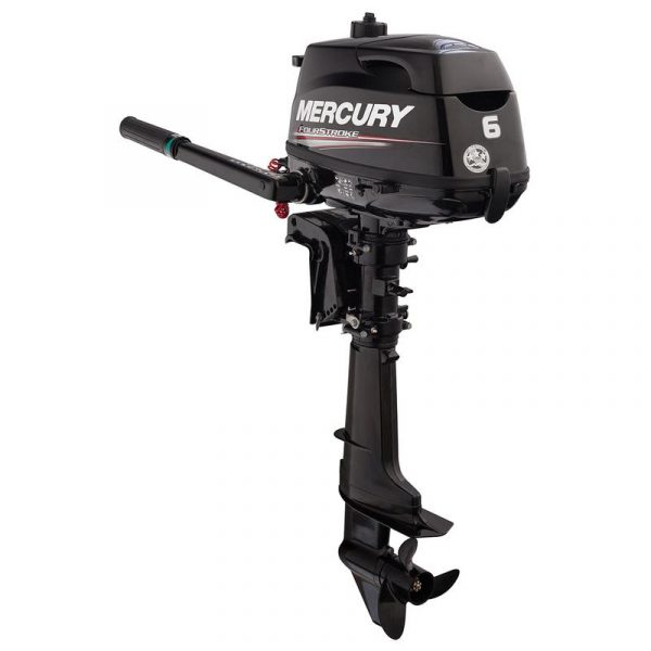 Mercury 6 HP MH Outboard Motor