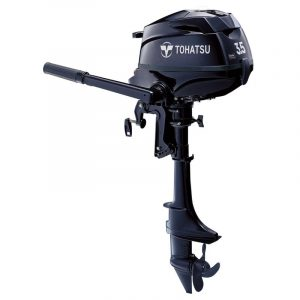 Tohatsu 3.5 HP MFS3.5CL Outboard Motor