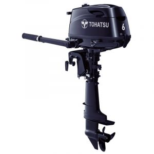 Tohatsu 6 HP MFS6DL Outboard Motor