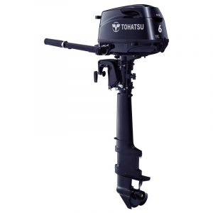 Tohatsu 6 HP MFS6DSPROUL SAIL PRO Outboard Motor