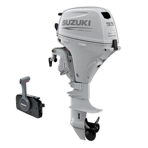 Suzuki 9.9 HP DF9.9BTXW3 Outboard Motor