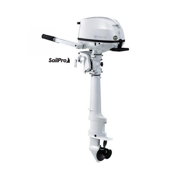 Tohatsu 6 HP MFS6DWSPROL SAIL PRO Outboard Motor