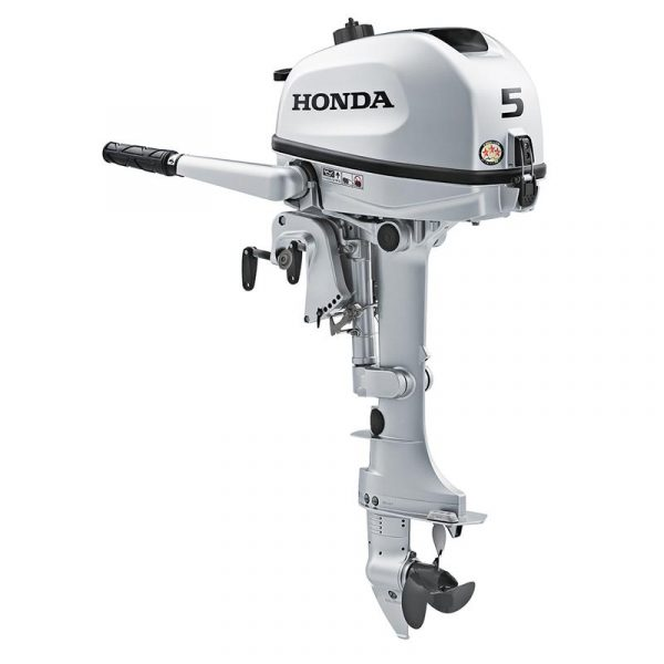 2021 HONDA 5 HP BF5DHSHNA Outboard Motor