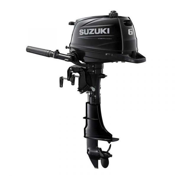 Suzuki 6 HP DF6AS3 Outboard Motor