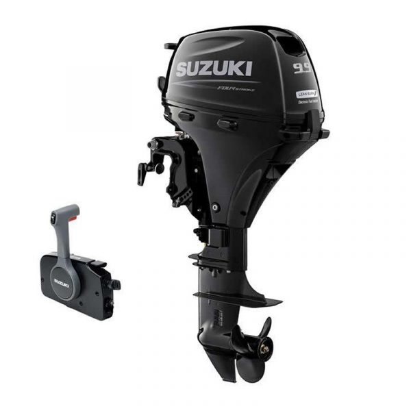 Suzuki 9.9 HP DF9.9BTX3 Outboard Motor