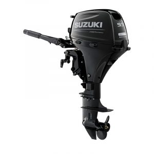 Suzuki 9.9 HP DF9.9BEL3 Outboard Motor