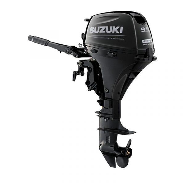 Suzuki 9.9 HP DF9.9BES3 Outboard Motor