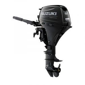 Suzuki 9.9 HP DF9.9BTHX3 Outboard Motor