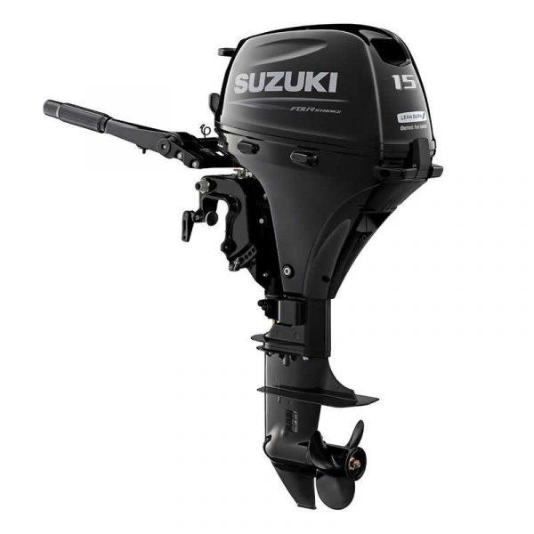 Suzuki 15 HP DF15AEL3 Outboard Motor