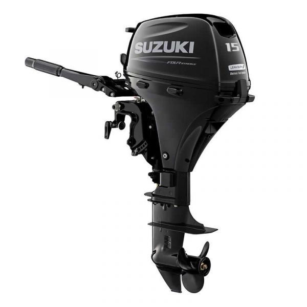 Suzuki 15 HP DF15AS3 Outboard Motor