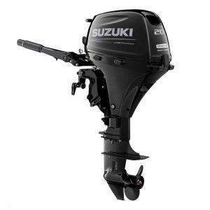 Suzuki 20 HP DF20AEL3 Outboard Motor