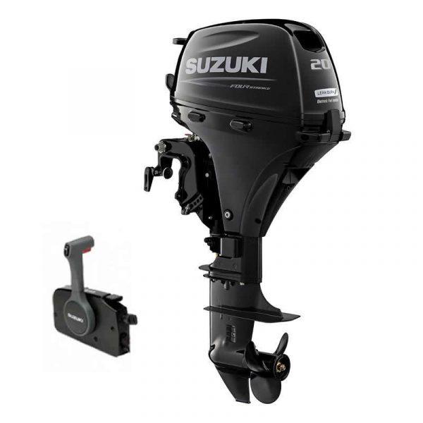 Suzuki 20 HP DF20ATL3 Outboard Motor