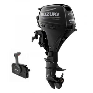 Suzuki 20 HP DF20ATS3 Outboard Motor