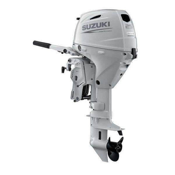 Suzuki 25 HP DF25ATHSW3 Outboard Motor