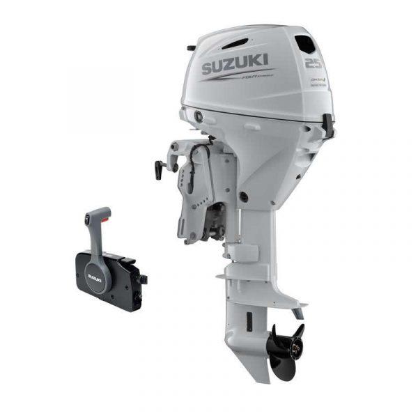 Suzuki 25 HP DF25ATLW3 Outboard Motor
