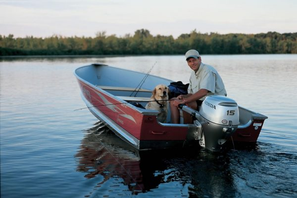 Honda Outboards 15 HP
