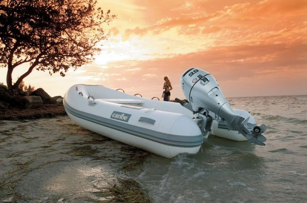 Honda 9.9HP Outboard Motor