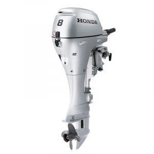 2021 HONDA 8 HP BFP8DK3LHT Power Thrust Outboard Motor