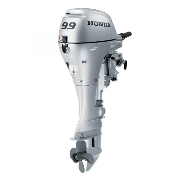 2021 HONDA 9.9 HP BFP10D3LHT Power Thrust Outboard Motor