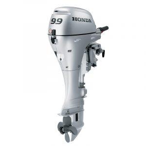 2021 HONDA 9.9 HP BFP10D3XH Power Thrust Outboard Motor