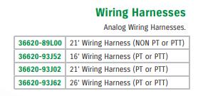 Suzuki Wiring Harnesses