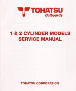Tohatsu Service Manual