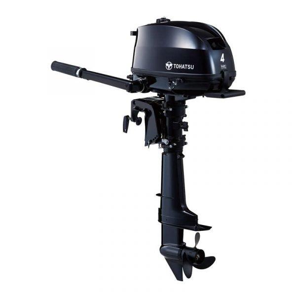 Tohatsu 4 HP MFS4DDS Outboard Motor